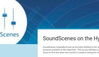 AtmoSpheres Using Longer Sound Files On Kitely / HyperGrid