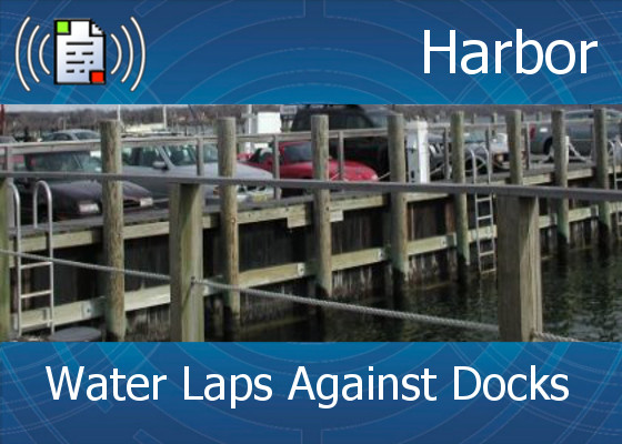 km-atmo-harbor – water laps against docks