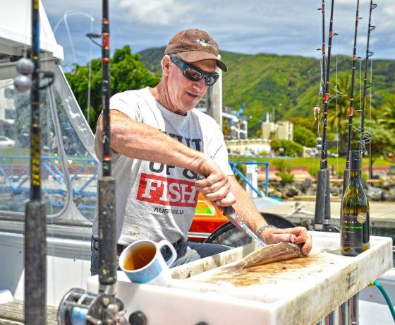 sounds connection marlborough fishing tour