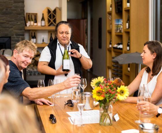 Winery tours around Marlborough