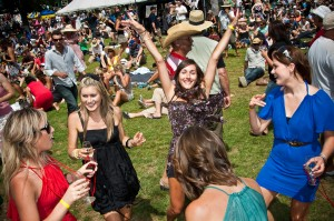 Marlborough Wine & Food Festival - book your transport with Sounds Connection