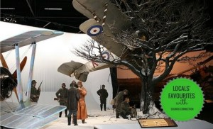 Visit Marlborough's Omaka Aviation Heritage Centre with Sounds Connection