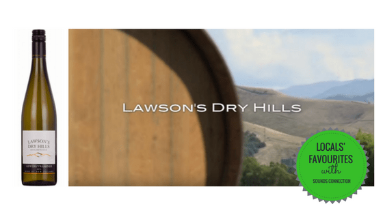 Visit Locals favourites, Lawson's Dry Hills with Sounds Connection