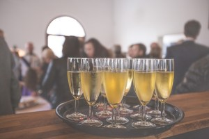 Celebrating Champagne Day with Sounds Connection