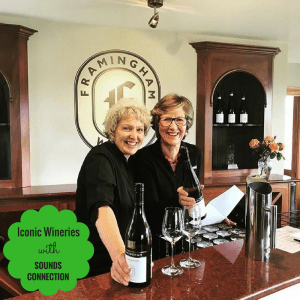 Framingham - Iconic Wineries with Sounds Connection