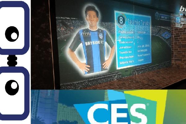 Panasonic Screen Prototypes