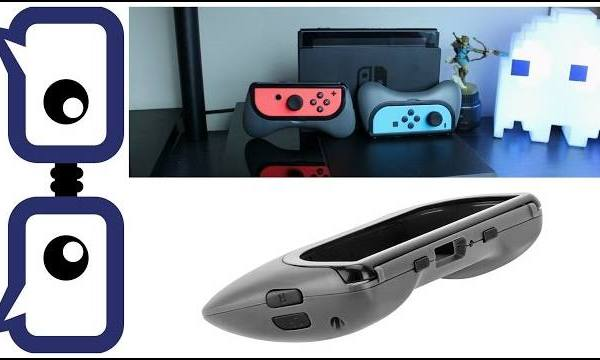 Swithc Joy Cons