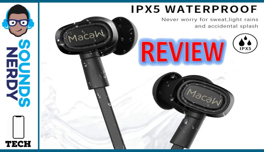 Macaw TX80 Earbuds