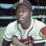 hank aaron 713 file photo