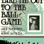 take me out to the ballgame image