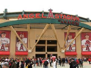 anaheim angel stadium