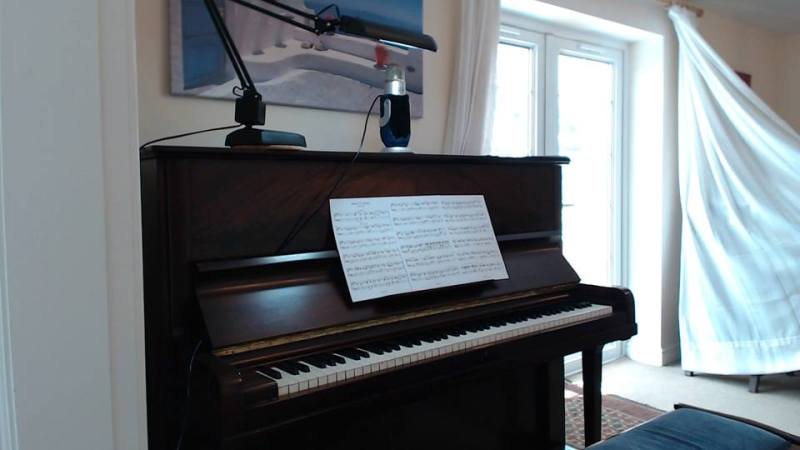 Sounds So Stunning – This Pianist Plays A Kendrick Lamar's  TPAB Piano Cover