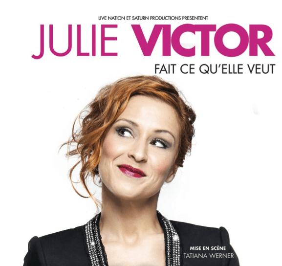 Julie Victor: One Musical Show – La Mise En Scène D'une Artiste Complète
