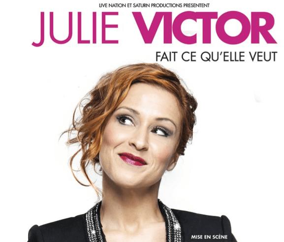 Julie Victor: One Musical Show - La Mise En Scène D'une Artiste Complète 7