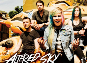 Altered Sky band 3