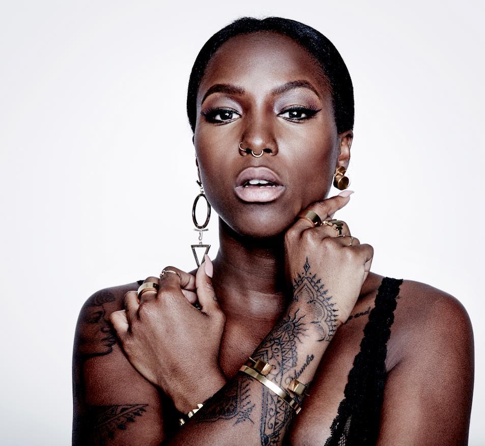 Sabina  Ddumba: A Rising Black Star – Scandinavian Soul Music Awards Nominee For Best Soul/Pop