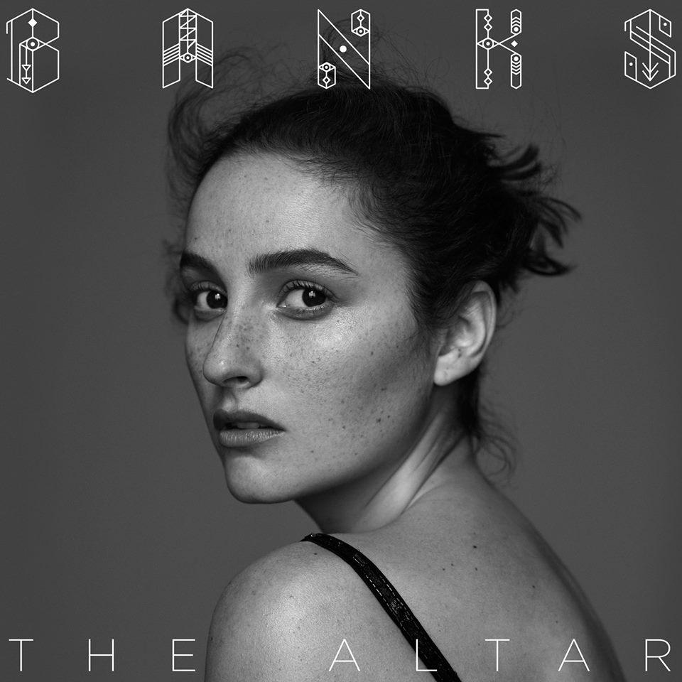 BANKS – L'Artiste Dévoile Ses Morceaux Préférés Sur Son Nouvel Album «The Altar»