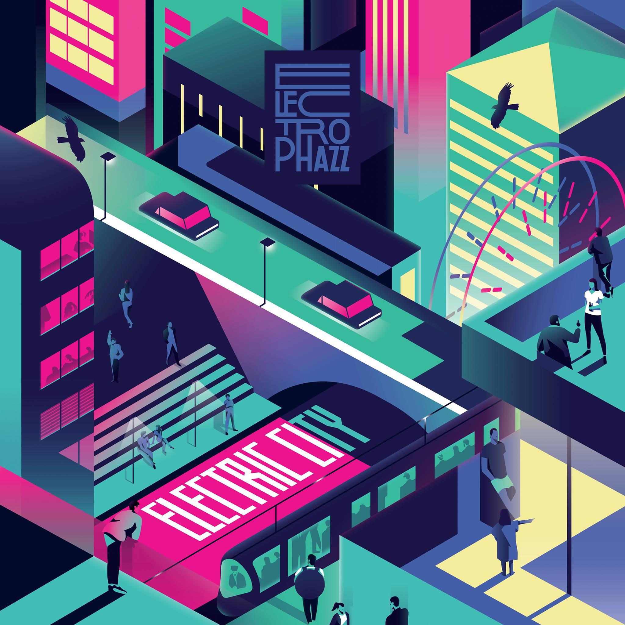 Electrophazz – «Electric City» : L'Art De Laisser Briller Sa Vraie Nature