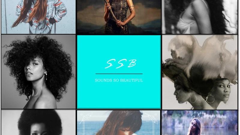 Celebration Of Women Who Sound So Beautiful (Playlist)