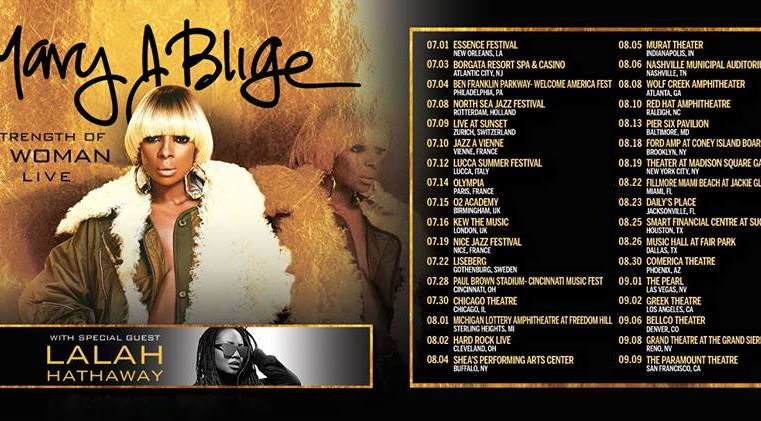 mary j. blige, son nouvel album 2017 - sounds so beautiful