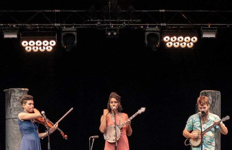 Nuits de Fourvière 2017 -  Nuit Blues : Leyla McCalla Trio (Live Report) 1