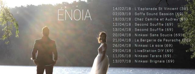 Enoïa - Inspirer Un Instant De Sérénité (Interview) 2
