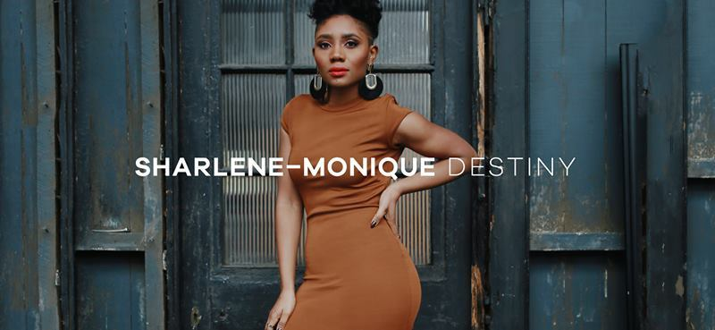 Sharlene Monique – A Journey To Self-Love, Self-Acceptance, And Peace Of Mind