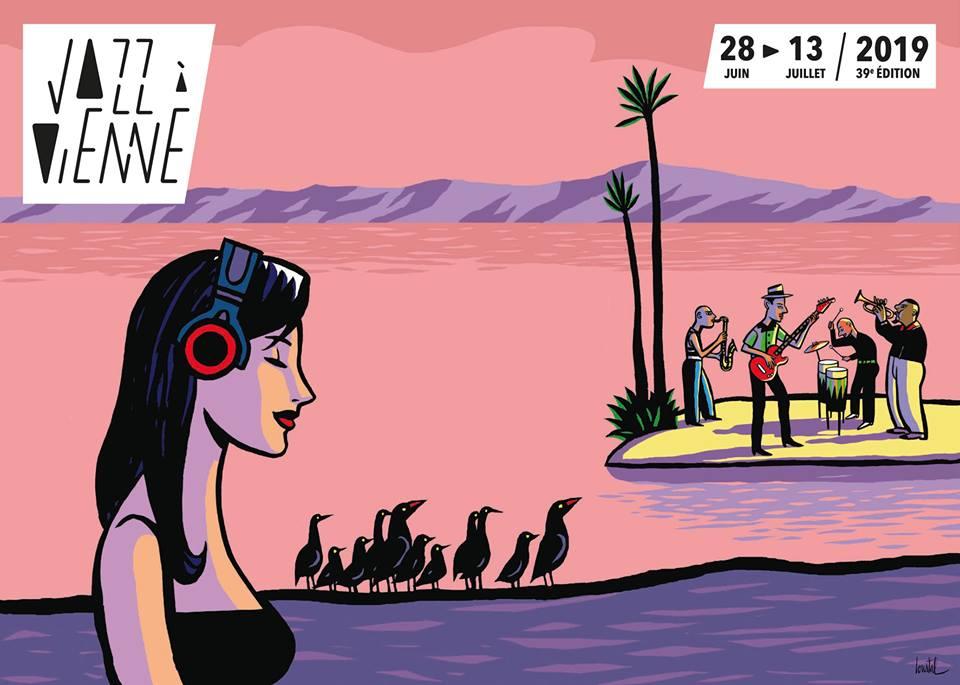 Jazz A Vienne – Une Programmation Tournée Vers Les Cultures Caribéenne & Antillaise