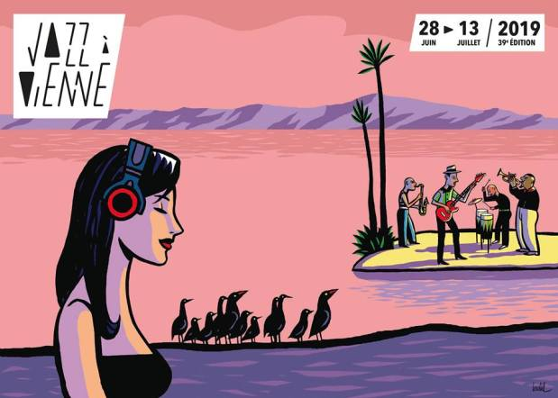 Jazz A Vienne - Une Programmation Tournée Vers Les Cultures Caribéenne & Antillaise 1
