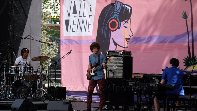 Cybèle de Jazz A Vienne – Scène Où Brillent Les Meilleurs Musiciens De La Région