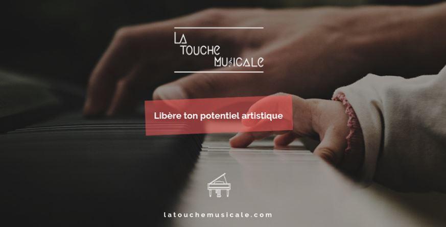 La Touche Musicale – Simplifier Et Motiver L'Apprentissage du Piano
