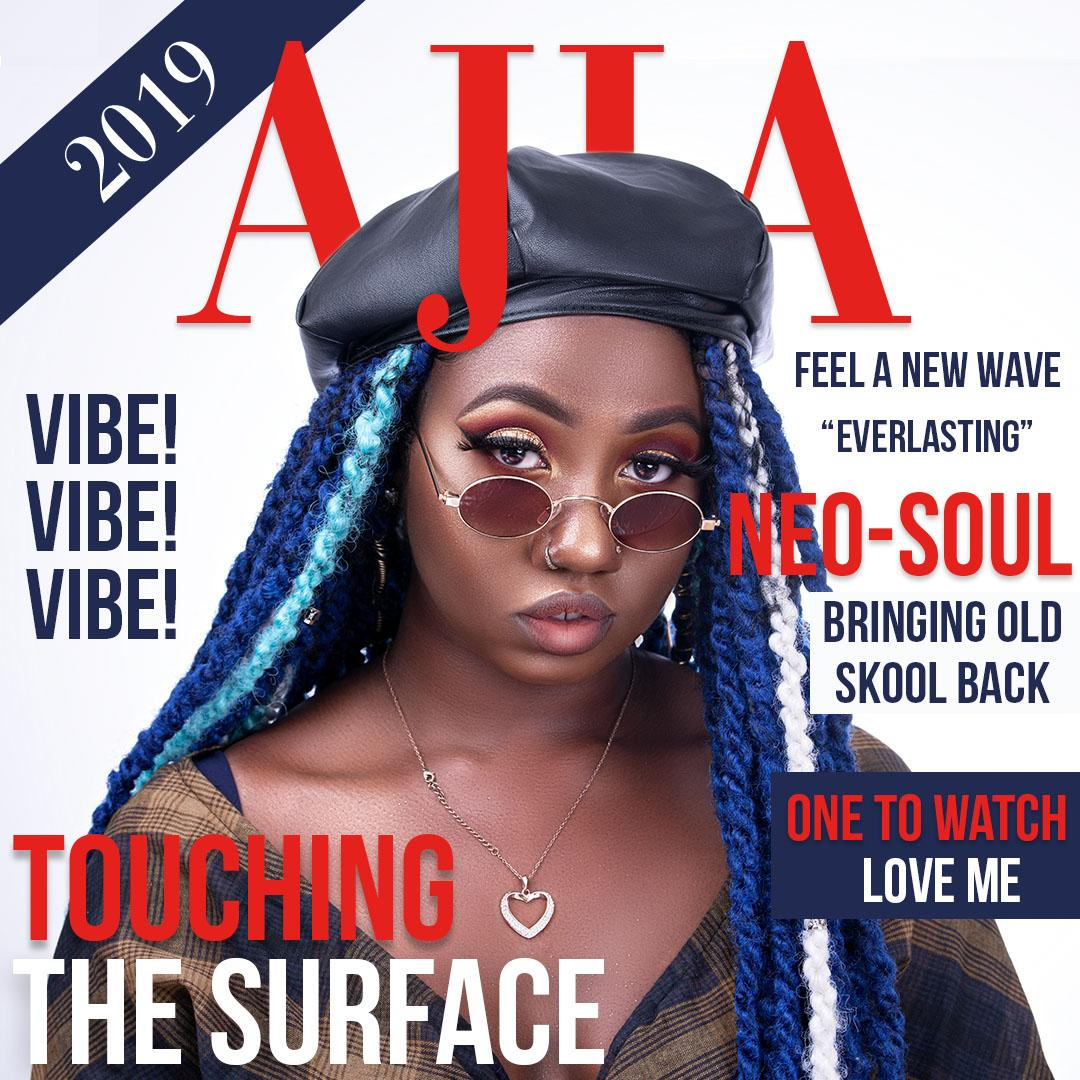 AJIA – Making Music So Mellow, Everything's Feeling in Slo-Mo