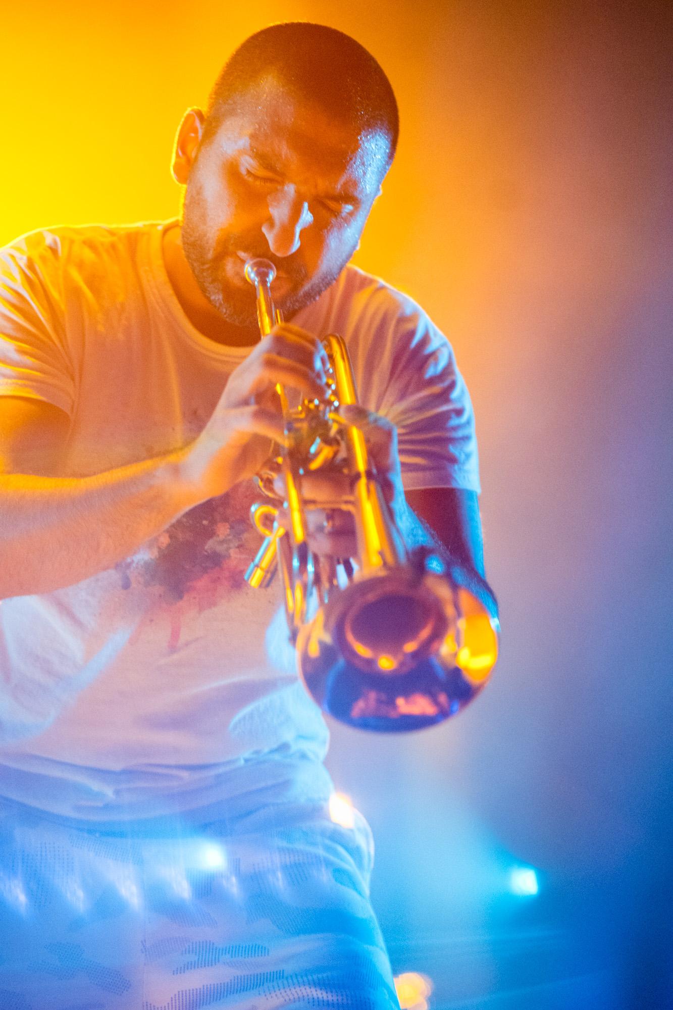 Ibrahim Maalouf – Le Trompettiste A Fait Son Carnaval à la Halle Tony Garnier  – Jazz à Vienne 19/20