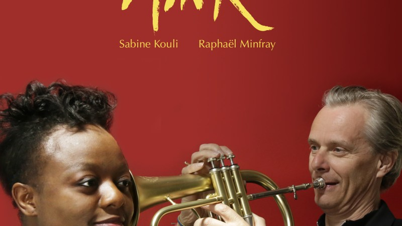 MinK –  Sabine Kouli & Raphaël Minfray Réarrangent Les Plus Beaux Chefs d'Oeuvre de Chansons, Pour Orchestre Jazz
