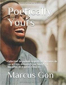 poetically yours livre