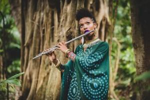 celia wa flute chant
