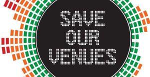 UK Music Industry #saveourvenues