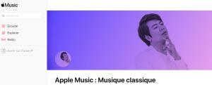 apple music musique classique