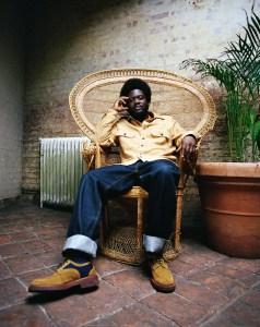 Michael_Kiwanuka en france jazz a vienne theatre antique