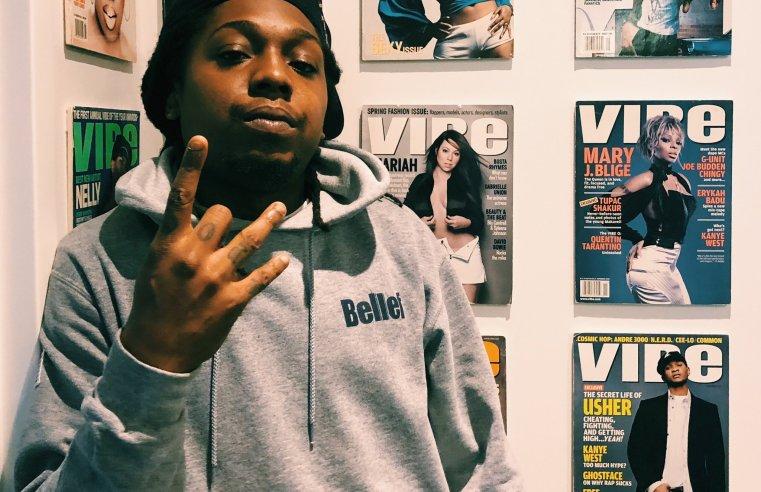 Bronx Hip-Hop legacy lives on with Dot Demo and his new « Hiatus » EP 1