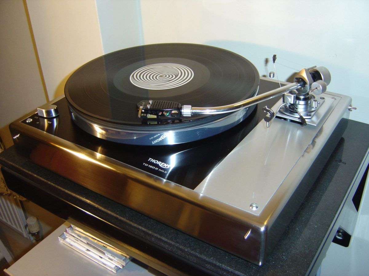 Button for buying Thorens ProductsArmboards and Plates for Turntables Tonearms