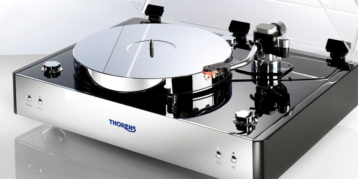 Thorens td550