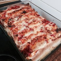 Homemade chicken enchiladas. Spicy, flavourful and incredibly tasty.