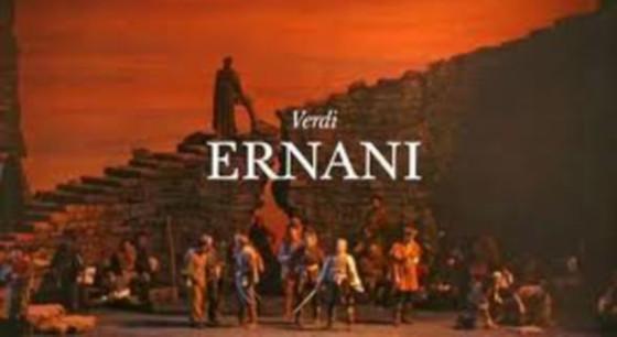 опера Джузеппе Верди Эрнани