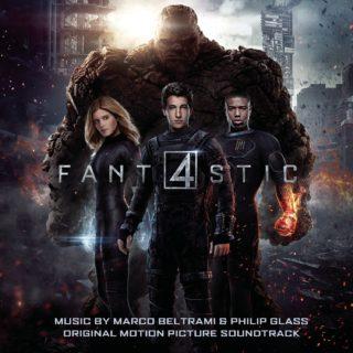Cuatro fantásticos Canciones, Cuatro fantásticos Soundtrack, Cuatro fantásticos Banda sonora, Cuatro fantásticos Música