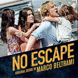 No Escape Lied - No Escape Musik - No Escape Soundtrack - No Escape Filmmusik