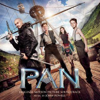 Pan Canciones - Pan Música - Pan Soundtrack - Pan Banda sonora