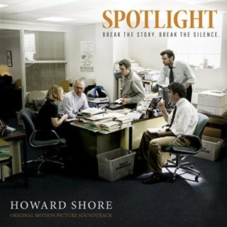 Spotlight Canciones - Spotlight Música - Spotlight Soundtrack - Spotlight Banda sonora