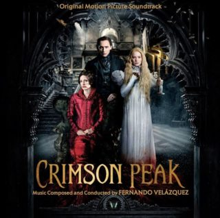Crimson Peak Lied - Crimson Peak Musik - Crimson Peak Soundtrack - Crimson Peak Filmmusik