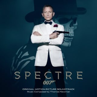 James Bond Spectre Canciones - James Bond Spectre Música - James Bond Spectre Soundtrack - James Bond Spectre Banda sonora